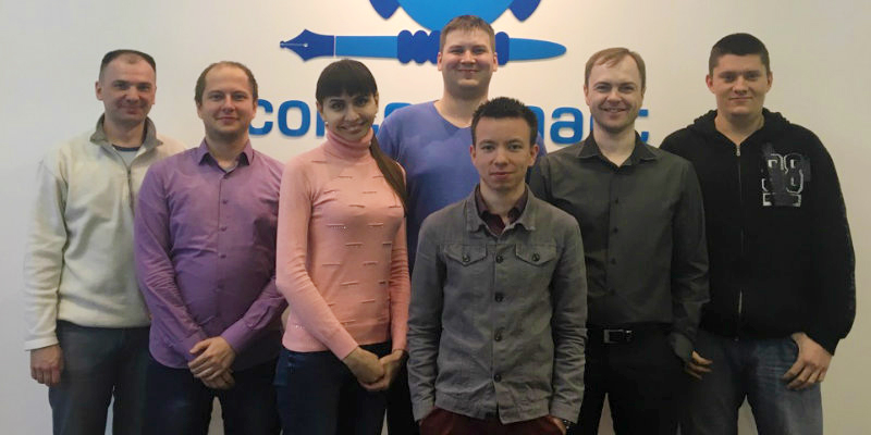 Contentmart - Ukraine Team