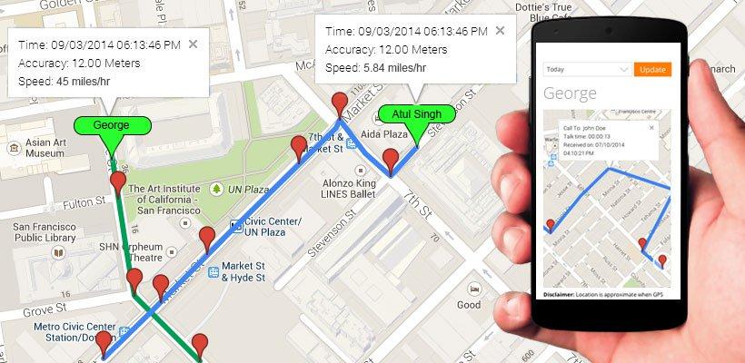 Realtime GPS Tracker